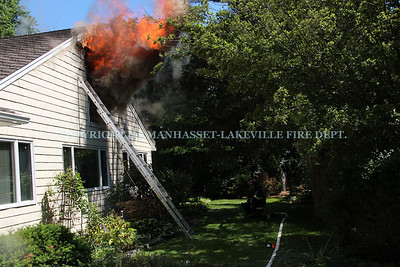 June 7th, 2014 - 107 Gristmill Lane [House Fire]