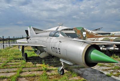 Slovak Aviation Museums