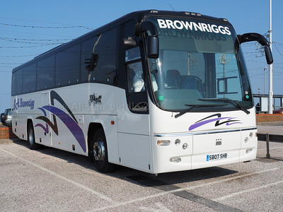 Blackpool Coach Parks 05-06-2016