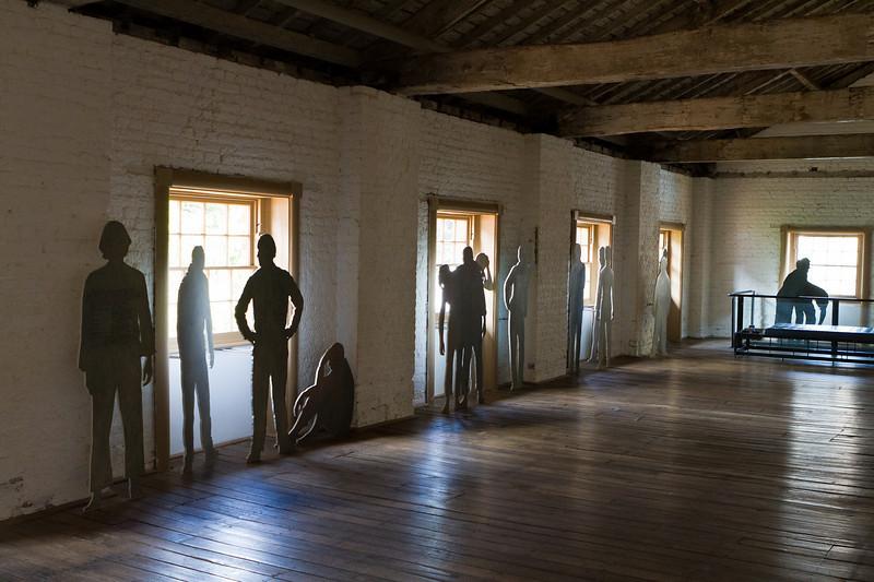 Sydney - Hyde Park Barracks