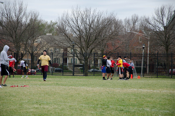 Bradley University Flag Football