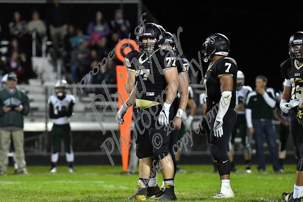 Twin Valley vs Berks Catholic High School Varsity 2016 - 2017