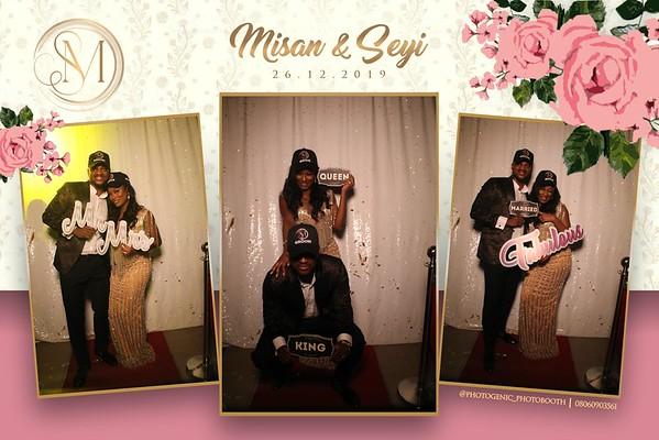Misan & Seyi's Wedding