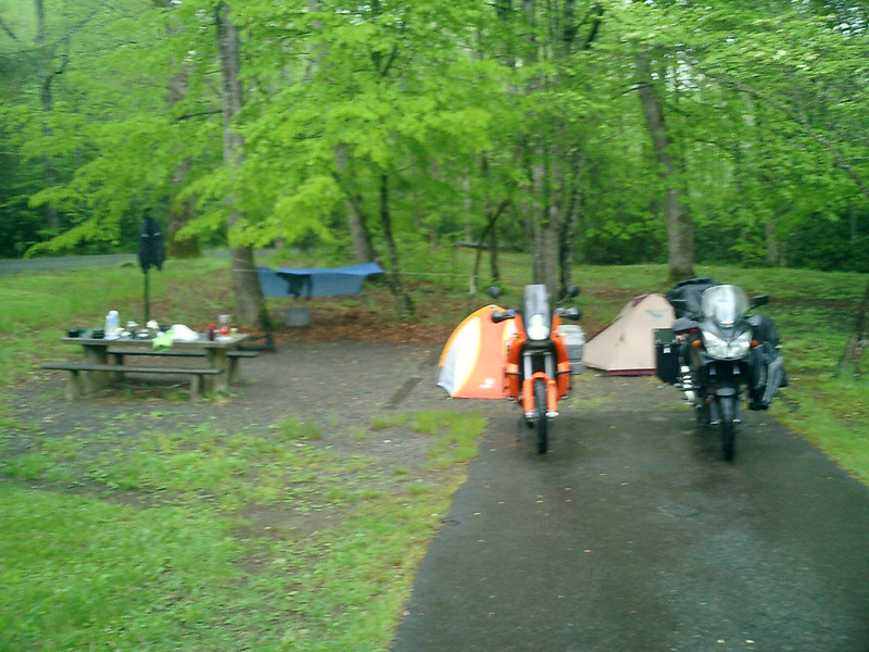 Standing Indian Campground