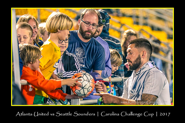 CCC | Atlanta United vs Seattle Sounders | 2-22-17