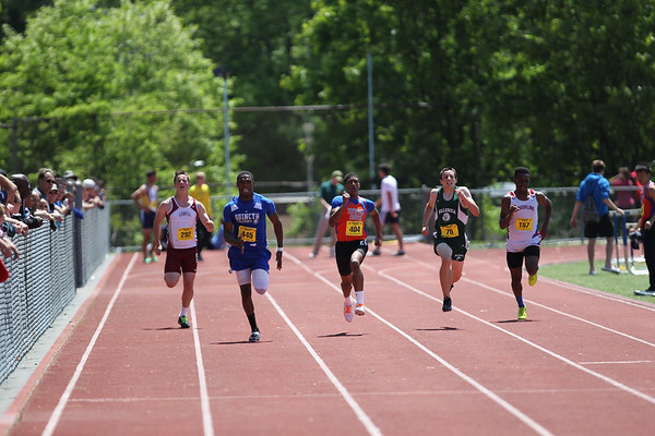 200m -- 2013 Outdoor D1 State Championship