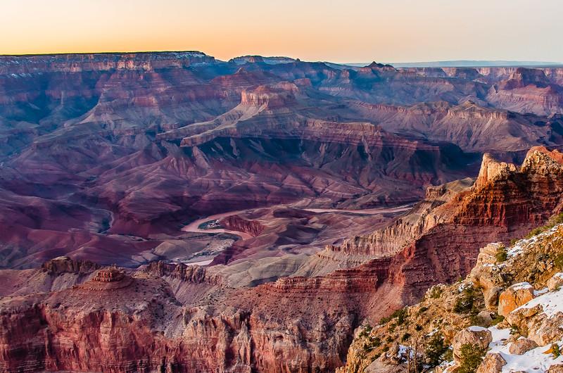 Lipan Point, Grand Canyon NP, South Rim