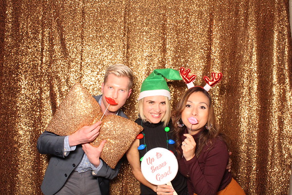 Lucas Public Affairs Holiday Party 2019