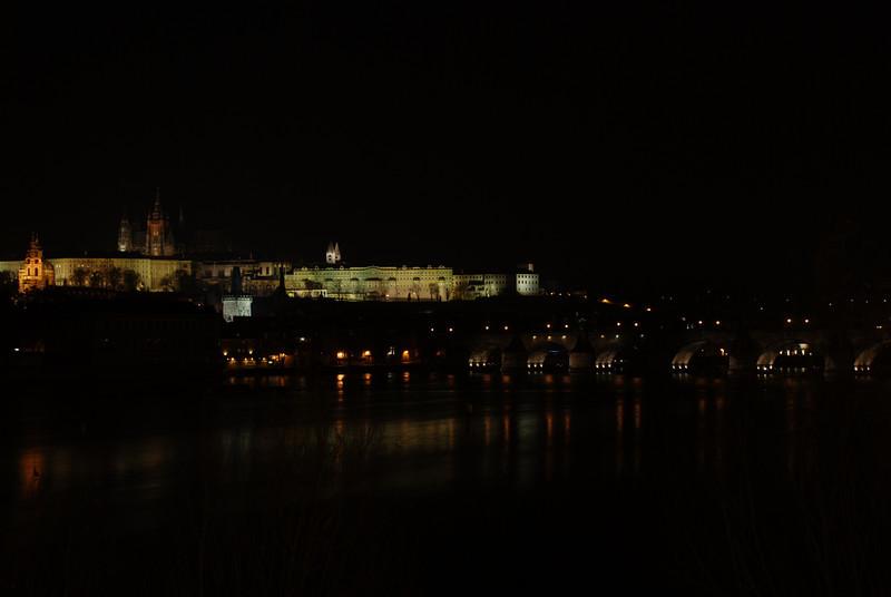 Prague Night Scene Near Water 25.JPG