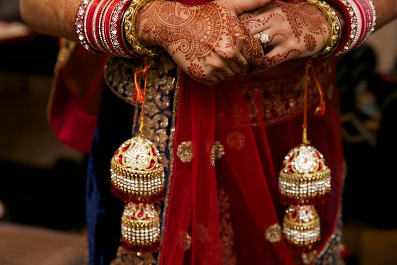 Le Cape Weddings - Indian Wedding - Day 4 - Megan and Karthik Bride Getting Ready 19.jpg
