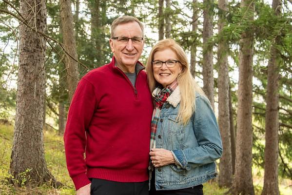 Holiday Mini - Kathleen and James Karnath