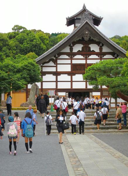 1934 Tenryu-ji Zen Temple, Kyoto.jpg