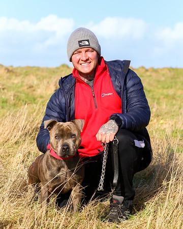 Dog Portrait Shoot - Jonty Morgan