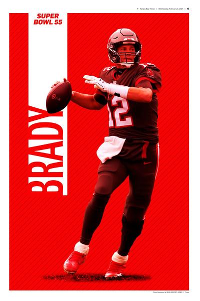 16 x 24 - Brady