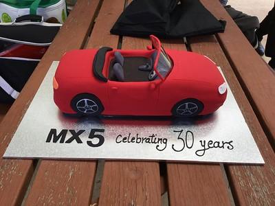 MX-5 30th Anniversary gathering - Sun 10 Feb 2019