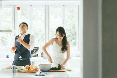 Pre-wedding | Rhy + Allie