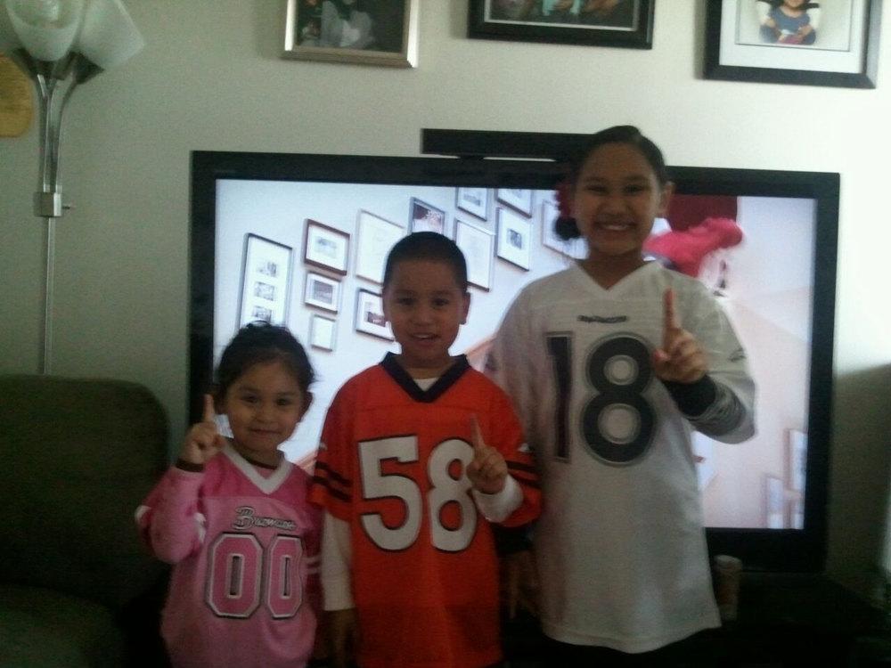 . Go Broncos! Brian