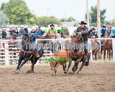 Irvine Rodeo 2015 Team Roping Slack