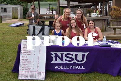 2018 NSU Volleyball Dig-Fest