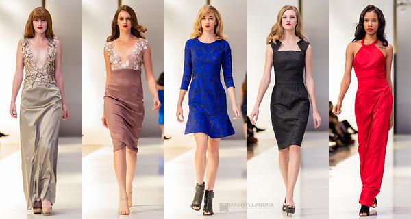LouLou Couture Lou Razon Designs FWLA AW 2016