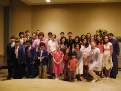 Community Life - Holy Week - April 21, 2006