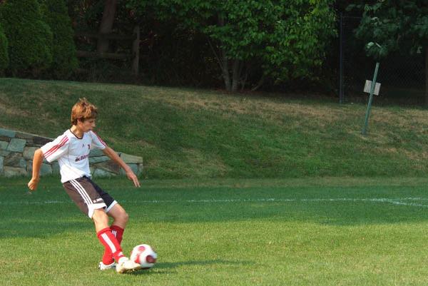 St A's 2007 Boys Soccer
