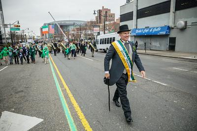 2013 Newark St. Patricks Day Parade