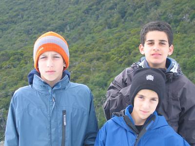 Perito Moreno Glacier Dec 24 2005