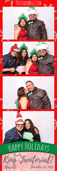 King Janitorial's Holiday Party