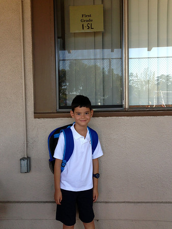 2013-09-03 First Day of School