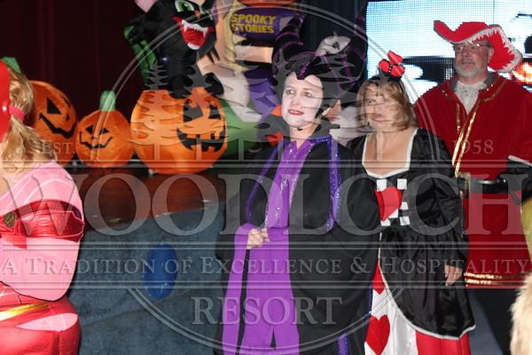 October 17 - Halloween Costume Party