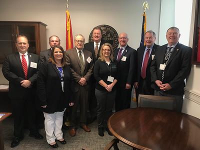 TECA Legislative Day 2019