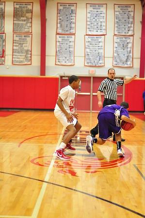 BJV Basketball vs Watertown 12-6-11
