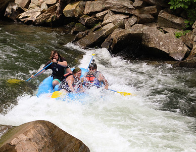 Nantahala River Whitewater Rafting