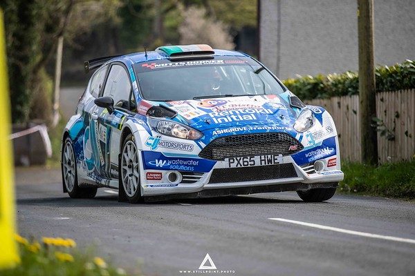 Easter Stages Rally 2019