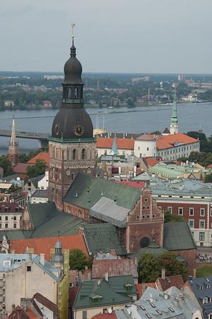Estonia y Letonia