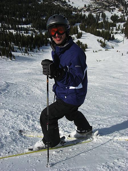 Kirkwood Skiing (2007-03-09)