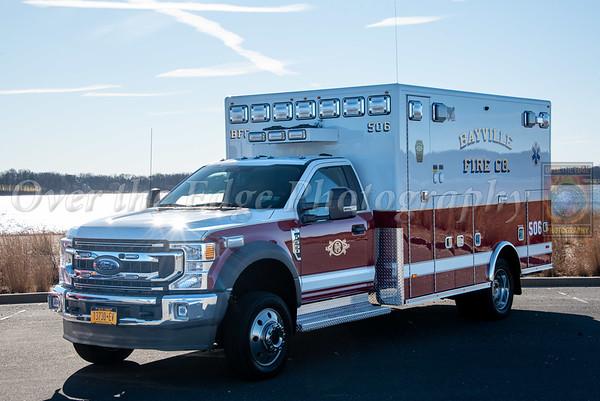 Bayville Ambulance 506 01/24/2021