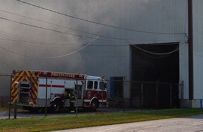 Commercial Building Fire - West Avenue Rochester, NY  9/22/20