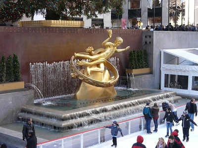 2010 Christmas Week in New York City - Daytime Photos