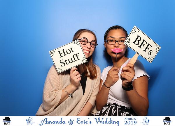 Amanda & Eric's Wedding