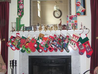 Christmas 2008 - Christmas Eve