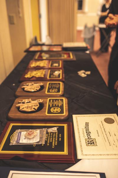 Fire Awards Ceremony