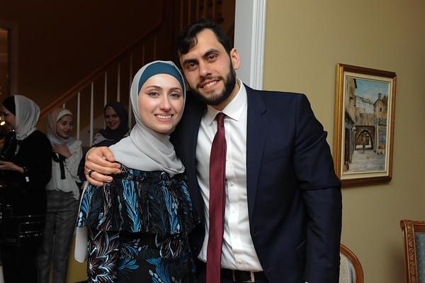 Samer & Maria Ketab Ceremony Mens Side