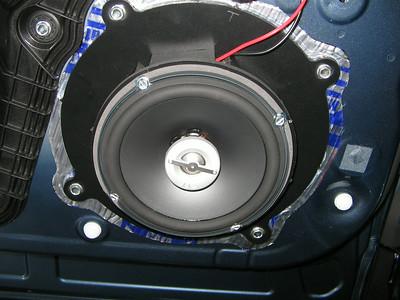 2014 Mazda CX-5 Front Door Speaker Installation - USA