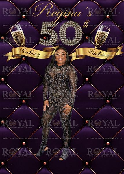 Regina 50th Party