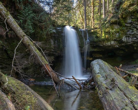Stocking Creek Trail and Falls