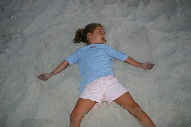 Sand Angel.