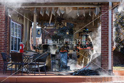 20180202 - Unincorporated Mount Juliet - Structure Fire