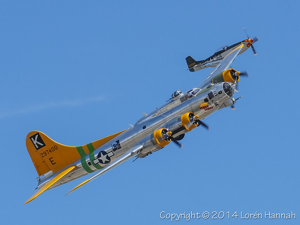 2014 Planes of Fame Airshow - Chino, CA